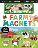My First Book of Magnets - Farm Magnets