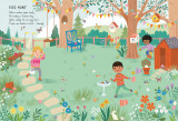 National Trust: Getting Ready for Spring, A Sticker Storybook (National Trust Sticker Storybooks)