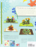 Paper Blossoms for All Seasons: A Pop-Up Book of Beautiful Bouquets for the Table