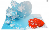 Snowflakes: 5th Anniversary Edition: A Pop-Up Book