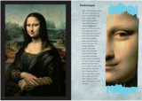 Art Treasures. Leonardo da Vinci - The Mona Lisa