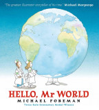 Hello, Mr World (paperback)