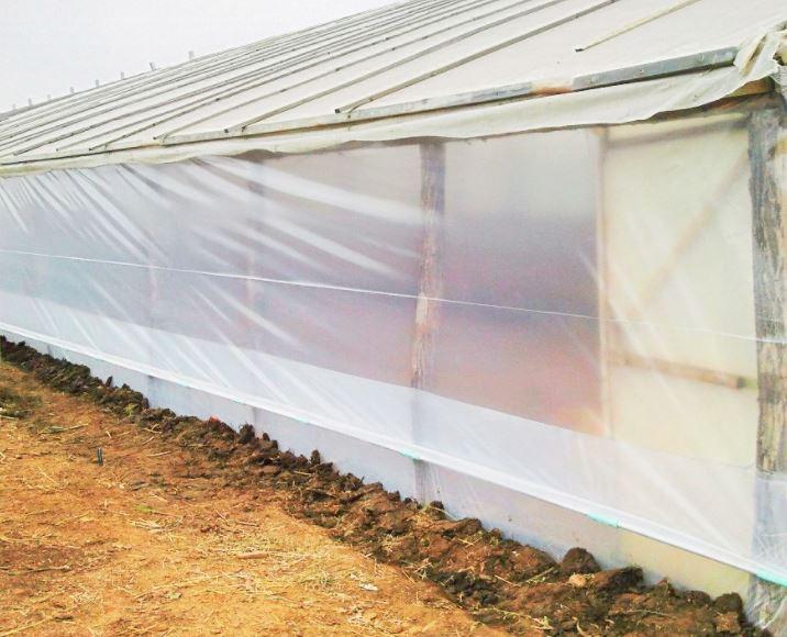 Folie pereti solar latime 3m/100mic/(pret pe ml), polietilena de calitate superioara, Vatan Plastik