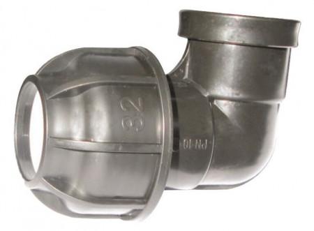 "Cot compresie FI 40x1 1/4"" irigatii din plastic de calitate superioara, Palaplast"