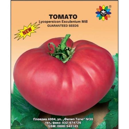 Domneasca (0.5 gr), seminte tomate mari roz, nedeterminate semitimpurii, Biosem