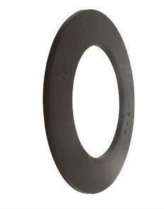 Garnitura flansa PVC 90 irigatii din plastic de calitate superioara, Palaplast