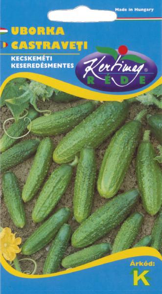 Castraveti Kecskemet (1,5 g), seminte de castraveti unguresti fara gust amar, Kertimag