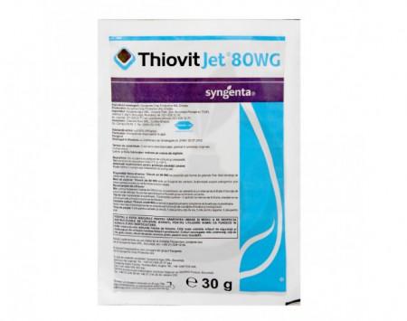 Fungicid de contact cu actiune multipla in combaterea fainarii, Thiovit Jet ( 1 kg ), Syngenta