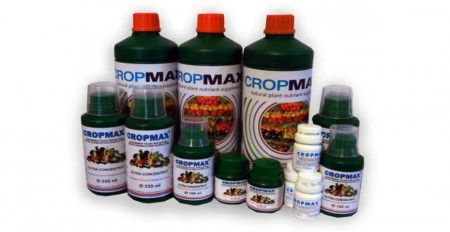 Ingrasamant foliar 100% natural Cropmax (50 mililitri), Cropmax