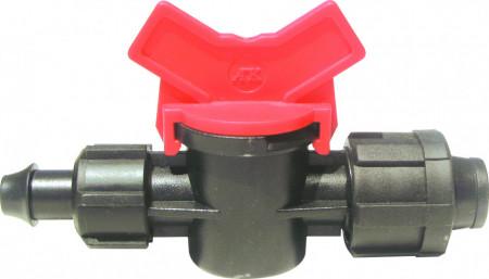 Minivana Start Conector Tub picurare Ø16 irigatii din plastic de calitate superioara, Palaplast