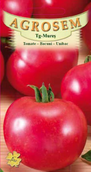 Rosii Bacuni (150 seminte), tomate romanesti, foarte gustoase, soi semitimpuriu, Agrosem