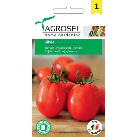 Seminte rosii Silvia ASP 1605 (1.50 g), Agrosel