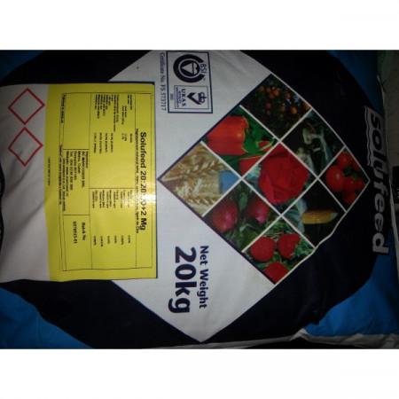 Ingrasamant Solufeed 20:20:20 (20 kg),fertilizator NPK mineral, Solufeed