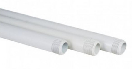 """Prelungitor aspersor PE 50cm FE-FE 3/4""""x1/2"""" irigatii din plastic de calitate superioara, Palaplast"""
