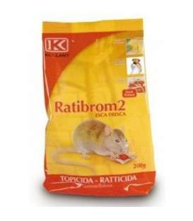Raticid Ratibrom 2 (5 kg ), Kollant