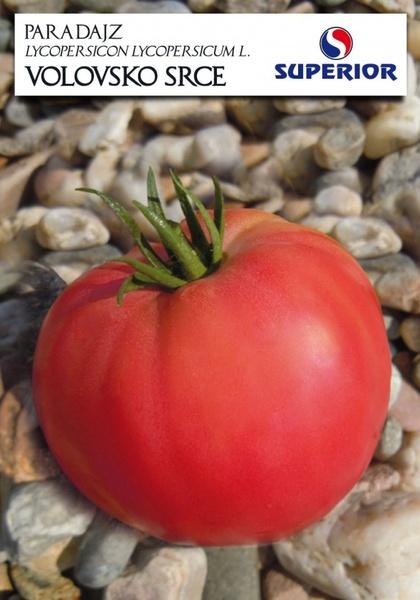 Seminte roii inima de bou roz Gigant (5 gr), soi nedeterminat, Superior Seeds