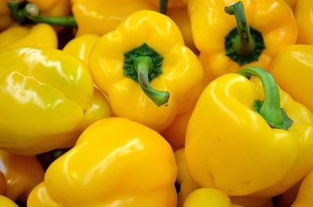Ardei gras Galben CALIFORNIA WONDER Yellow - 10 gr - Seminte de Ardei Gras Galben Soi timpuriu