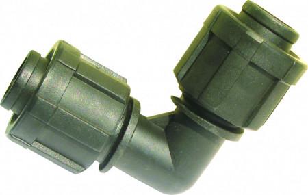Cot banda 17x17 irigatii din plastic de calitate superioara, Palaplast