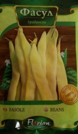 Fasole Pastai Maravilla de Venezia (Minunea Venetiana) - 50 gr - Seminte de Fasole Pastai de la Florian