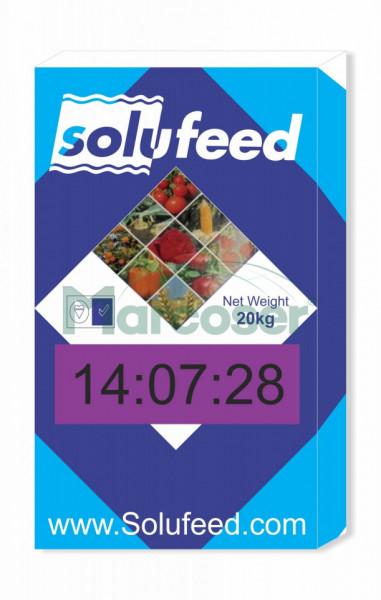 Fertilizator Solufeed 14:07:28 (1 kg), ingrasamant solubil, Solufeed
