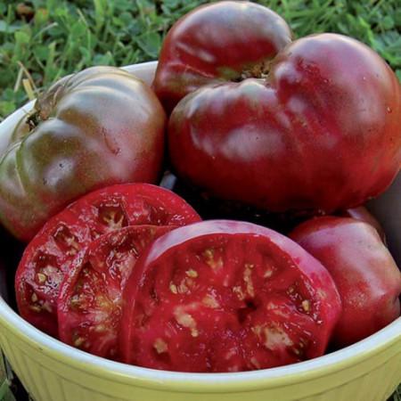 Nero Di Crimea (Negre de Crimeea ) 1 gr de seminte rosii negre soi extratimpuriu