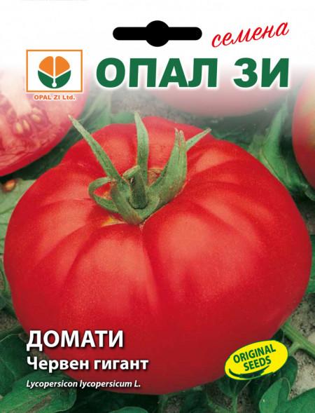 Rosii Gigant Rosu Bulgaresc - 0.3 gr - Seminte Tomate Gigant Rosu Soi Nedeterminat Semitimpuriu