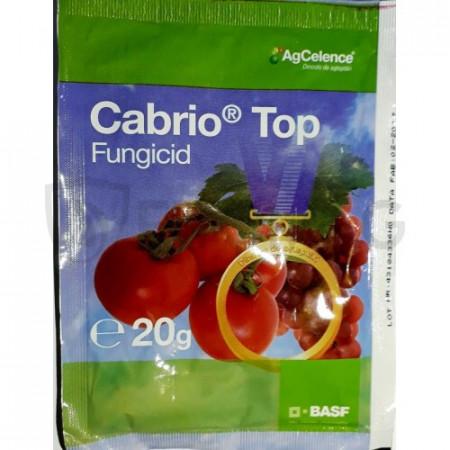 Fungicid Cabrio Top (20 grame), BASF