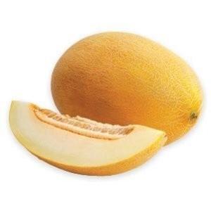 Katinka F1-500 sem-seminte pepene galben tip Ananas,pulpa portocalie de la Hazera