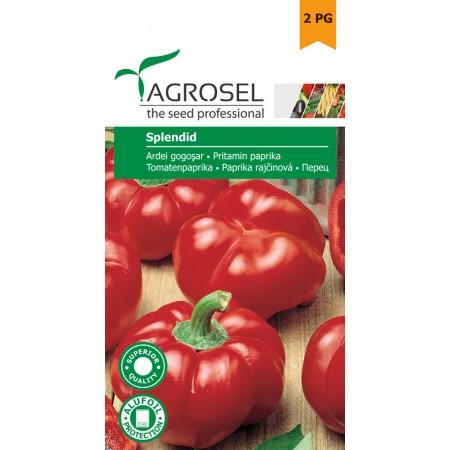 Seminte gogosar Splendid (1 g), Agrosel