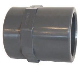 """Adaptor PVC FI 50x1 1/2"""" irigatii din plastic de calitate superioara, Palaplast"""