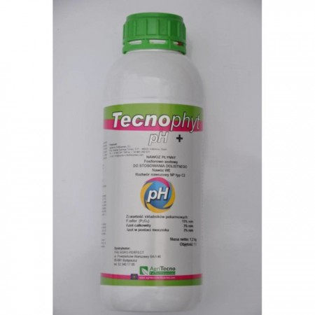 Biostimulator foliar TECNOPHYT pH, (5 L), AgriTecno