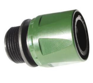 """Conector RAPID FE furtun gradina 3/4"""" irigatii din plastic de calitate superioara, Palaplast"""