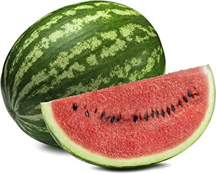 Crimson Giant F1(70 seminte) de pepene verde gigant, fructul ajunge la 16-18, Prima Sementi