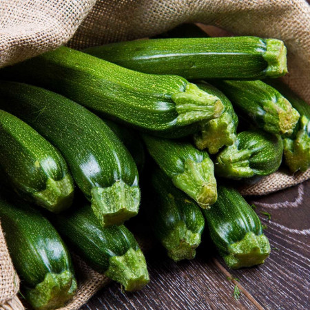 Dovlecel Nero di Milano(40 seminte) de dovlecei soi verde inchis, semitimpuriu, Prima Sementi