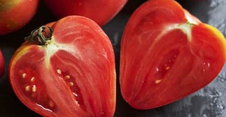 Inima Roz (150 seminte) rosii mari bulgaresti in forma de inima, IZK Bulgaria