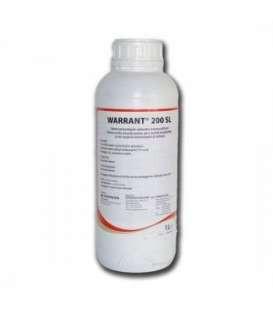 Insecticid Warrant 200 SL (1 litru), Cheminova