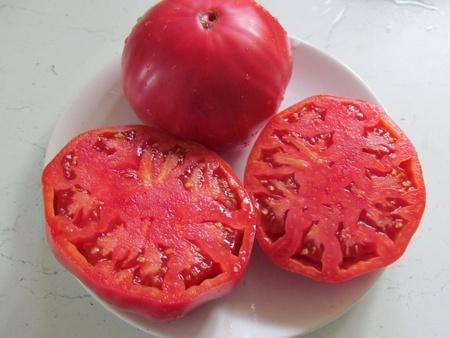 Seminte tomate Rozov Blyan Vis Roz (1 gr), crestere nedeterminata semitimpurii, Florian Bulgaria