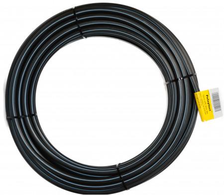 Teava LDPE 16 mm, 25 m/rola din plastic de calitate superioara, Palaplast