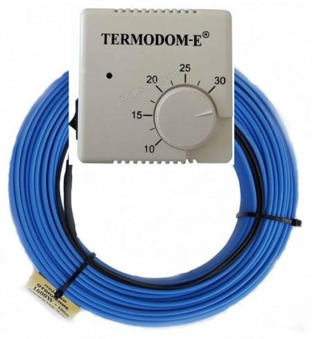 Cablu incalzire rasadnita cu termostat electronic si senzor pentru podea de la -5 la +5C, anti inghet, SBU