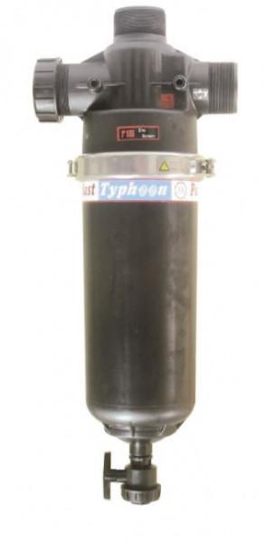 """Filtru Typhoon Super 2"""", 155 mesh irigatii din plastic de calitate superioara, Palaplast"""