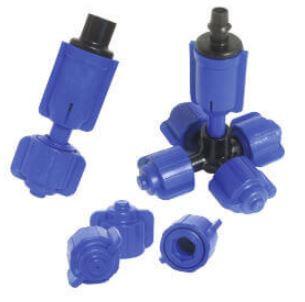 Fogger Spray 4 duze complet irigatii din plastic de calitate superioara, Palaplast