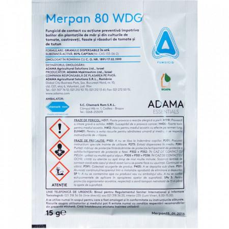 Fungicid Merpan 80 wdg (15 gr), Adama
