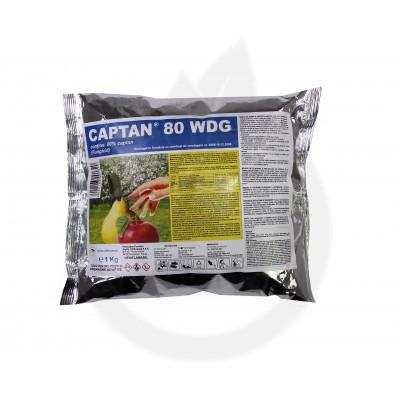 Fungicid pentru combaterea unei game variate de boli Captan 80WDG (15 grame), Arysta