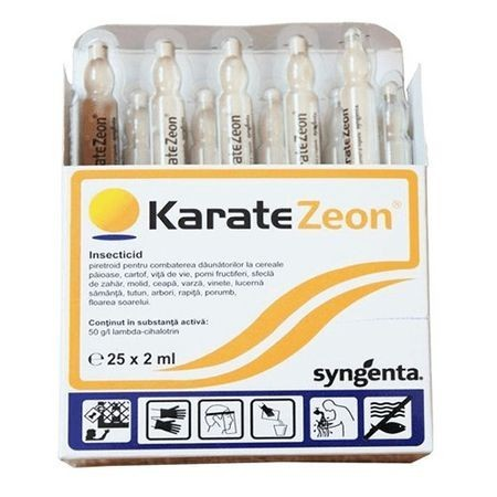 Insecticid Karate Zeon (2 mililitri), Syngenta