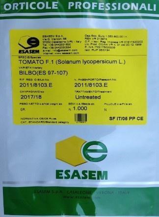 Keren F1 (Bilbo F1) - 1000 sem - Seminte Tomate Determinate pentru Camp de la Esasem