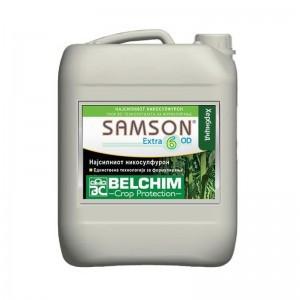 Erbicid postemergent pentru porumb, Samson Extra 6 OD (5 litri ), Belchim