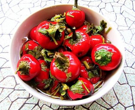 Gogosar Mic Iute (Liuti Kambichki) 2 gr seminte de ardei iute tip gogosar mic Iute, Opal