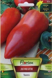 Hugo - 0.2 g - Seminte Rosii Prunisoare Semitimpurii Determinate de la Florian