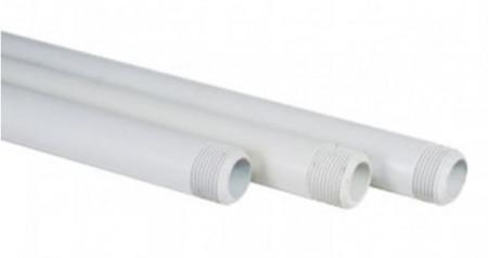 "Prelungitor PVC, 80cm, 3/4"" FE-FE irigatii din plastic de calitate superioara, Palaplast"