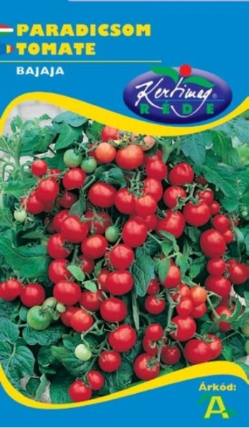 Seminte rosii Bajaja rosu,(0.5 grame), tip cherry, Kertimag